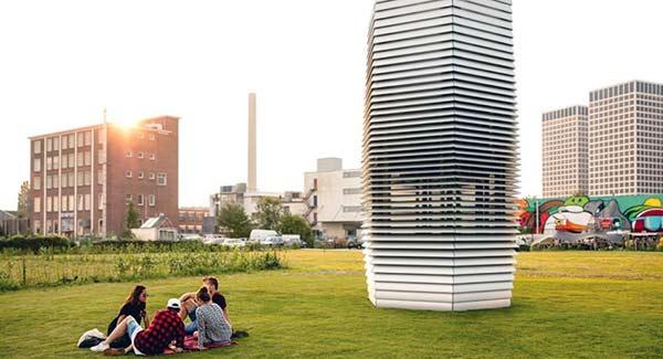 Smog Free Tower 1