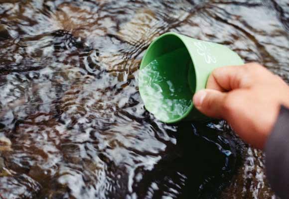 guía para vagos agua