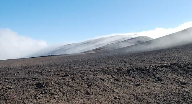 agua del aire niebla Chile
