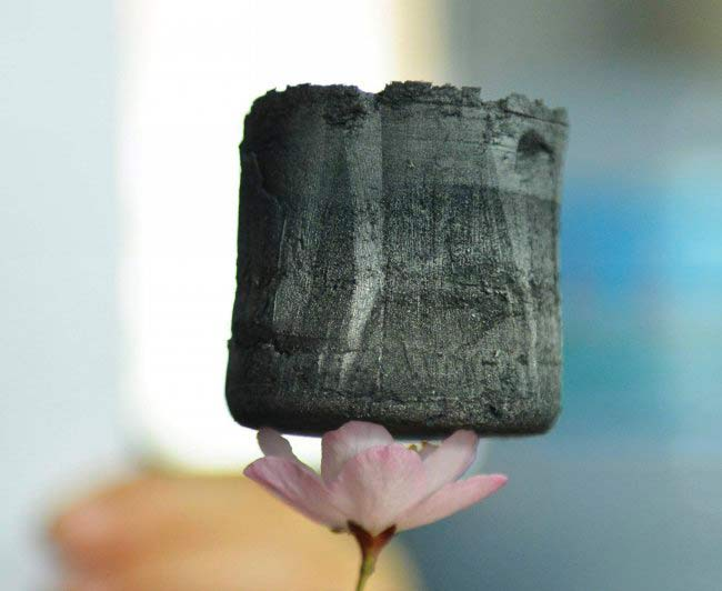 envases de grafeno mineral