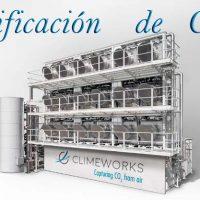 planta purificadora de CO2 Portada