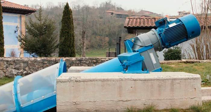 Hidrotor turbina hidraulica comprar