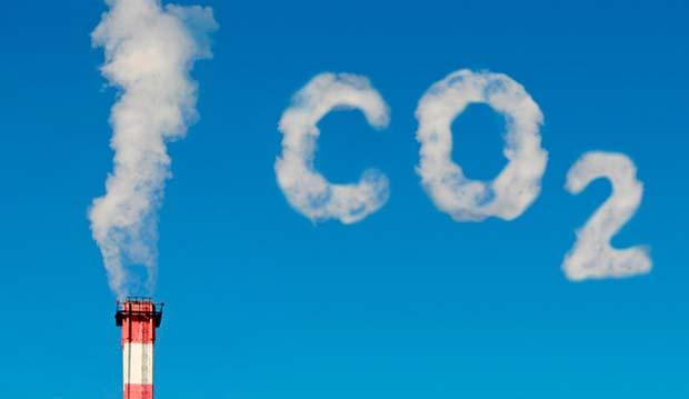 reducción de las emisiones de carbono