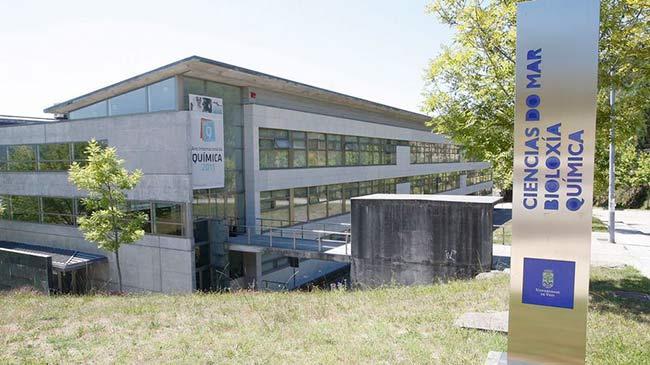 Facultad Ciencias Universidad de Vigo
