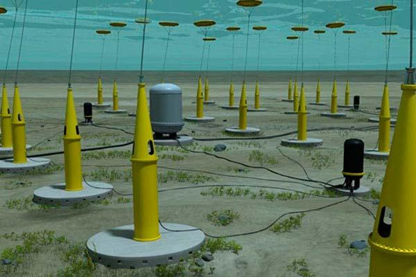 imagen proyecto planta energía undimotriz