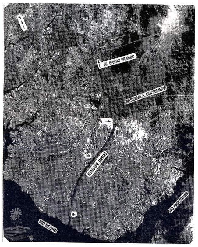 mapa zona de muestreo