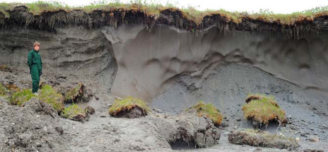 deshielo permafrost