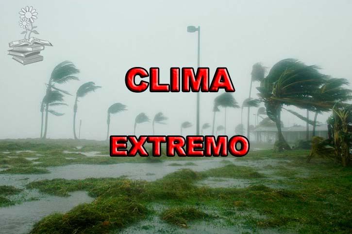 clima extremo Portada