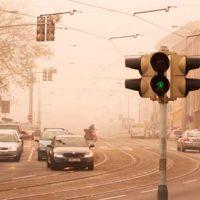 contaminación atmosférica Portada