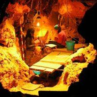 cueva del Sidrón Portada