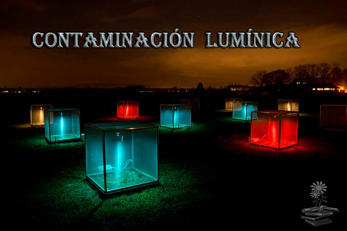 contaminación lumínica portada