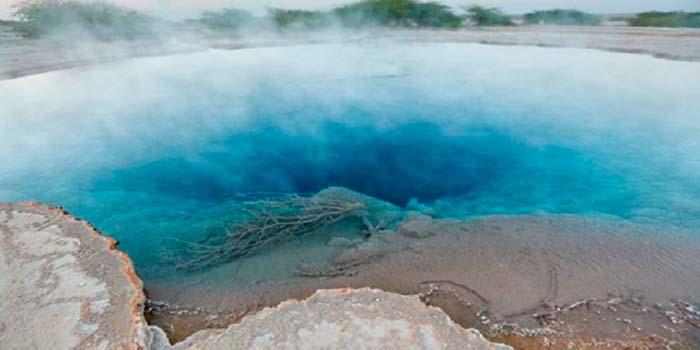 energía de la evaporación del agua Portada