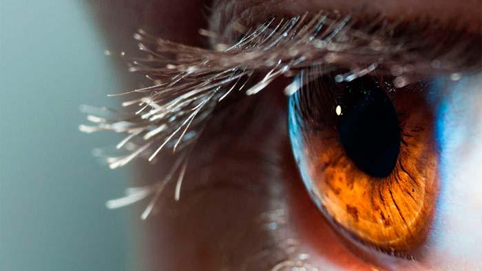 residuo de los ojos Portada