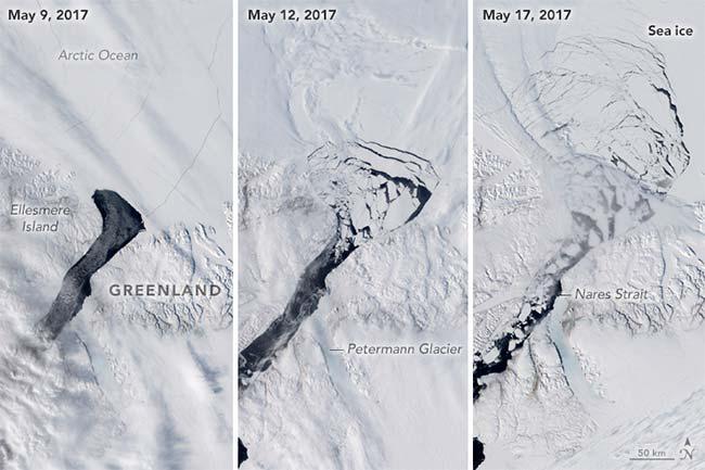 agujero de Groenlandia