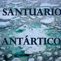 Santuario Antártico Portada
