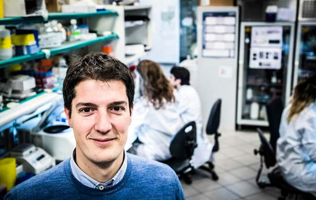científicos de oncología