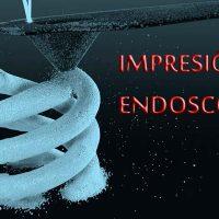 impresión 3D endoscópica Portada