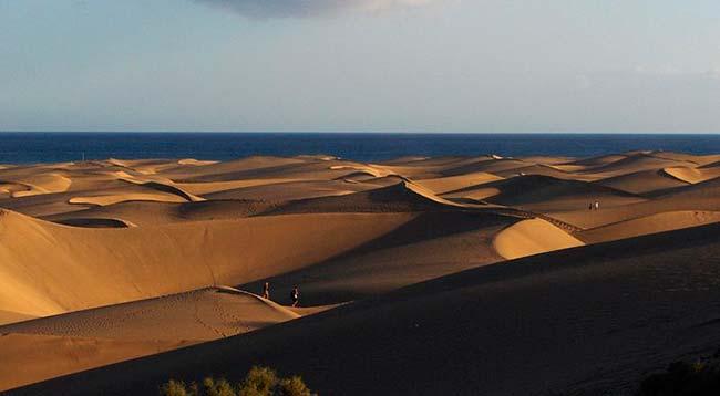 dunas costeras