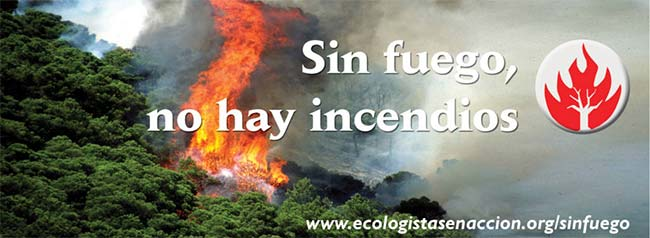 prevencion incendios ecologistas en acción