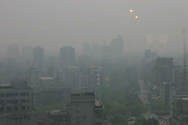 smog fotoquimico