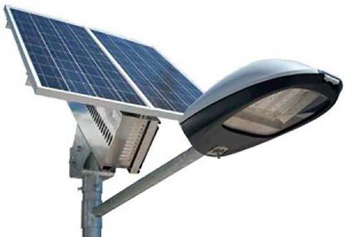 farolas solares urbanas