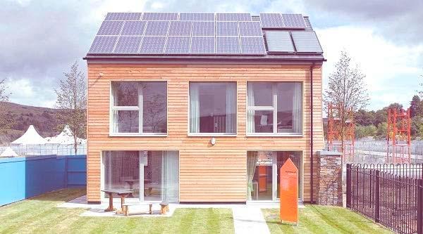 casa energia solar pasiva