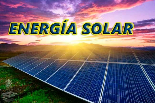 energia solar, portada
