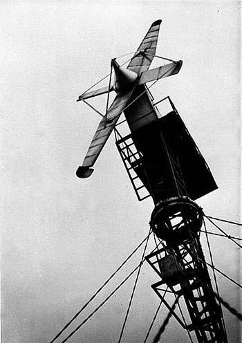 molino eolico bomba de agua