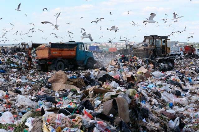 vertedero incineracion plastico