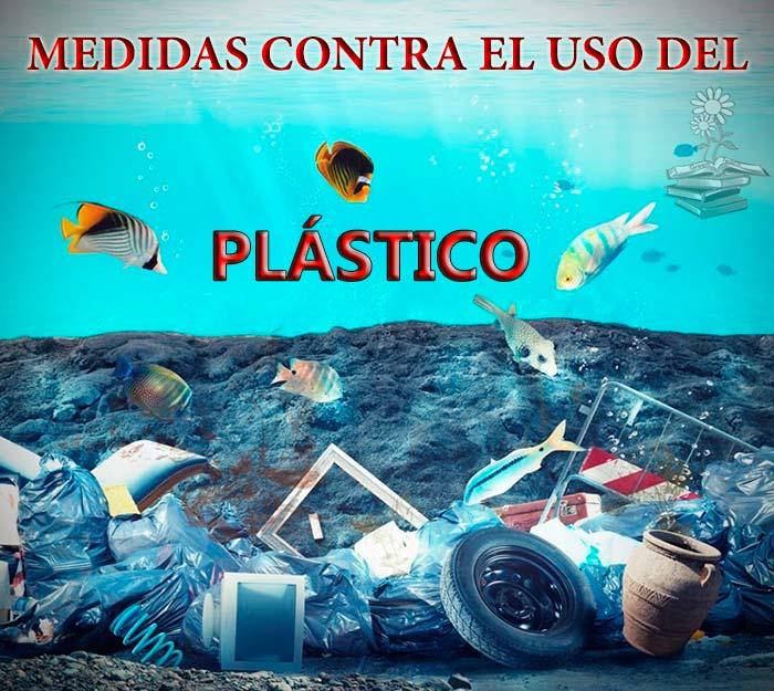 e27576b4a ▷ Plastic Attack y Medidas Contra el Uso del Plástico ...