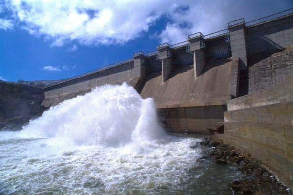 energia hidraulica formula