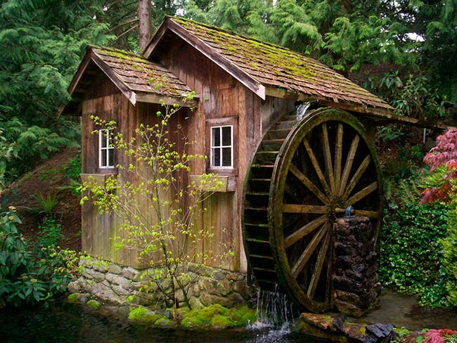 energia hidraulica historia