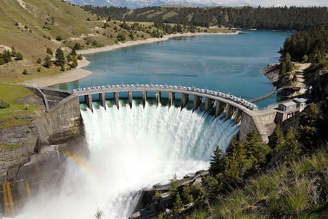cuenca central hidroelectrica