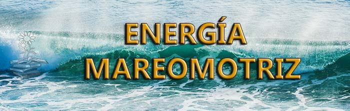 energía mareomotriz portada