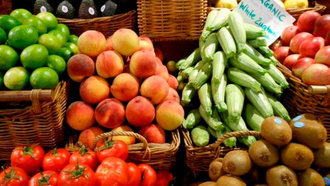 comida ecologica definicion