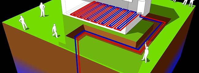 energia geotermica instalacion