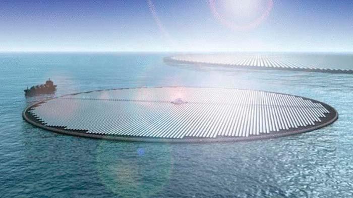 plantas solares flotantes Portada