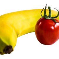 piel de las frutas