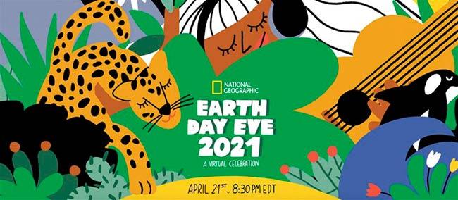 Dia de la Tierra 2021 National Geographic