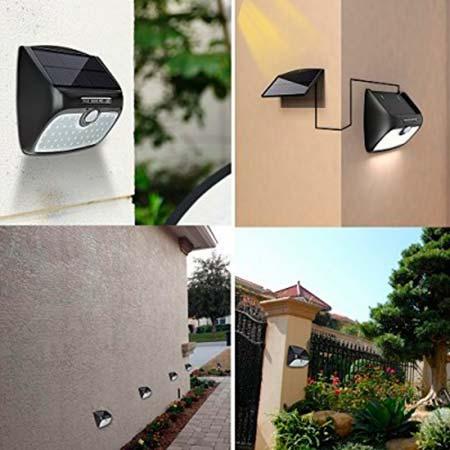 foco solar LED Matone