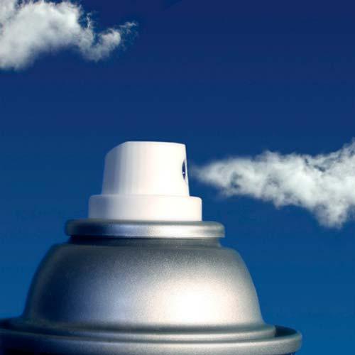 capa de ozono dibujo