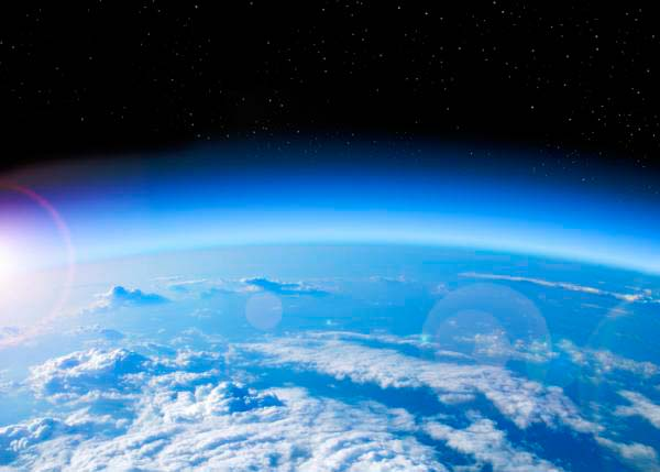 capa de ozono que es