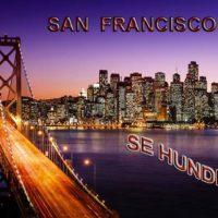 hundimiento del terreno de San Francisco