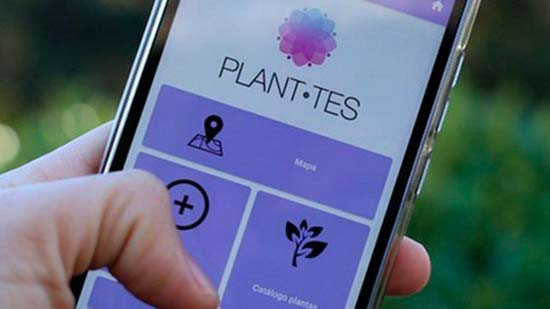 app Planttes