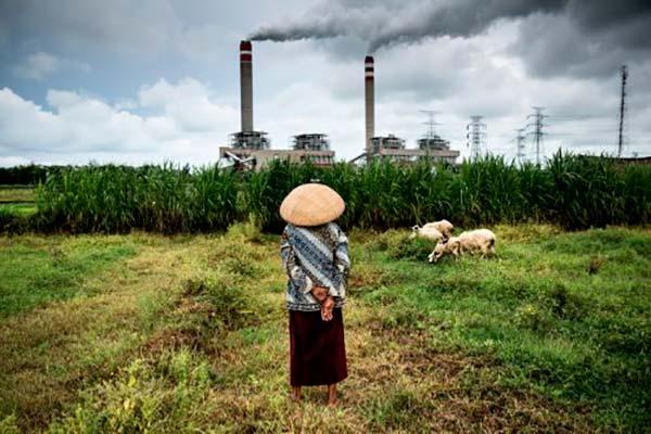 principales causantes del cambio climatico