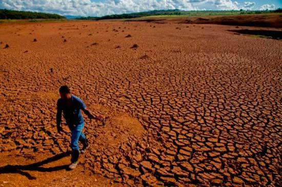 sequias cambio climatico