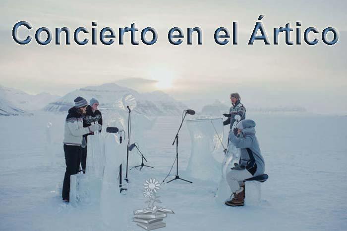 concierto de hielo Portada