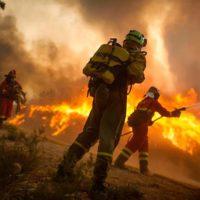 bomberos incendios forestales en regiones árticas portada
