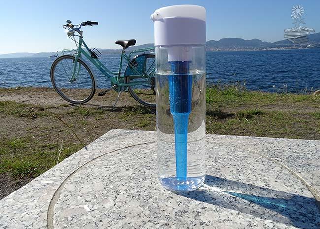 beneficios botella generador de hidrogeno precio