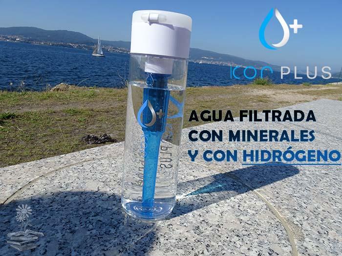 botella de agua KOR Plus portada